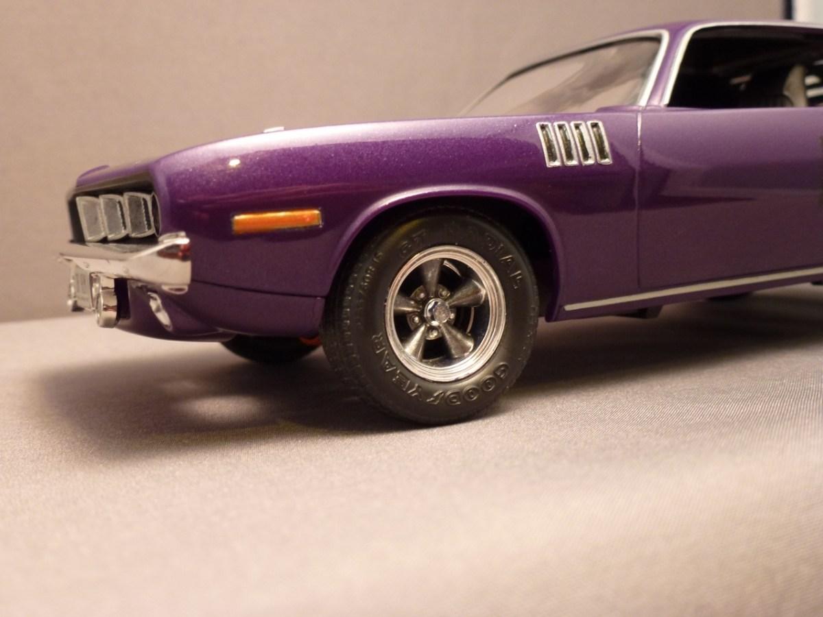 1971 Plymouth Hemi Cuda - Monogram