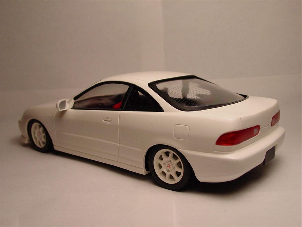 JDM Honda Integra Type R - Fujimi