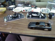 Most of this project went quickly. I didn't spend that much time with the interior or chassis.