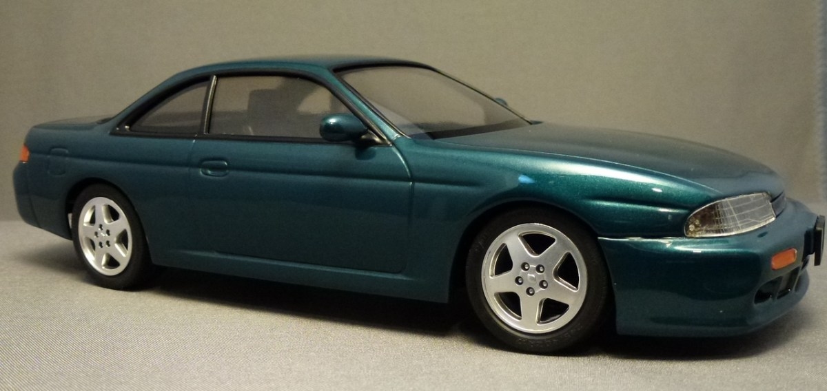 Nissan S14 Silvia - Fujimi