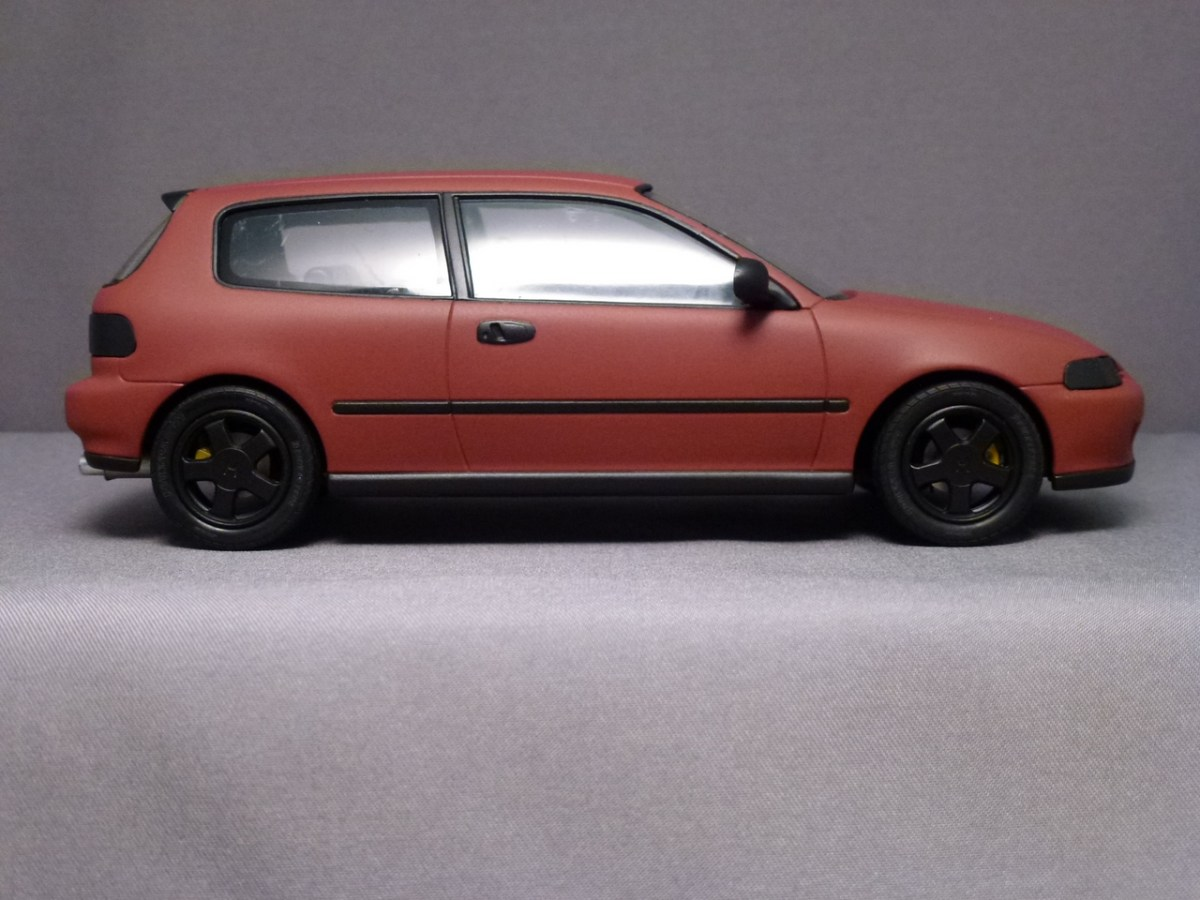 Honda Civic EG Hatch - The First One - Hasagawa