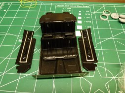 I also used BMF for the small detail in the middle of the seats.