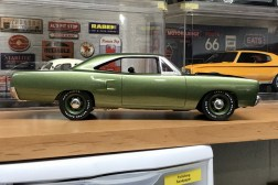 Completely stock, the Roadrunner has a little forward rake. Just enough to give it some attitude!
