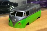 The foiling was complete, front and rear windows and the emblem.