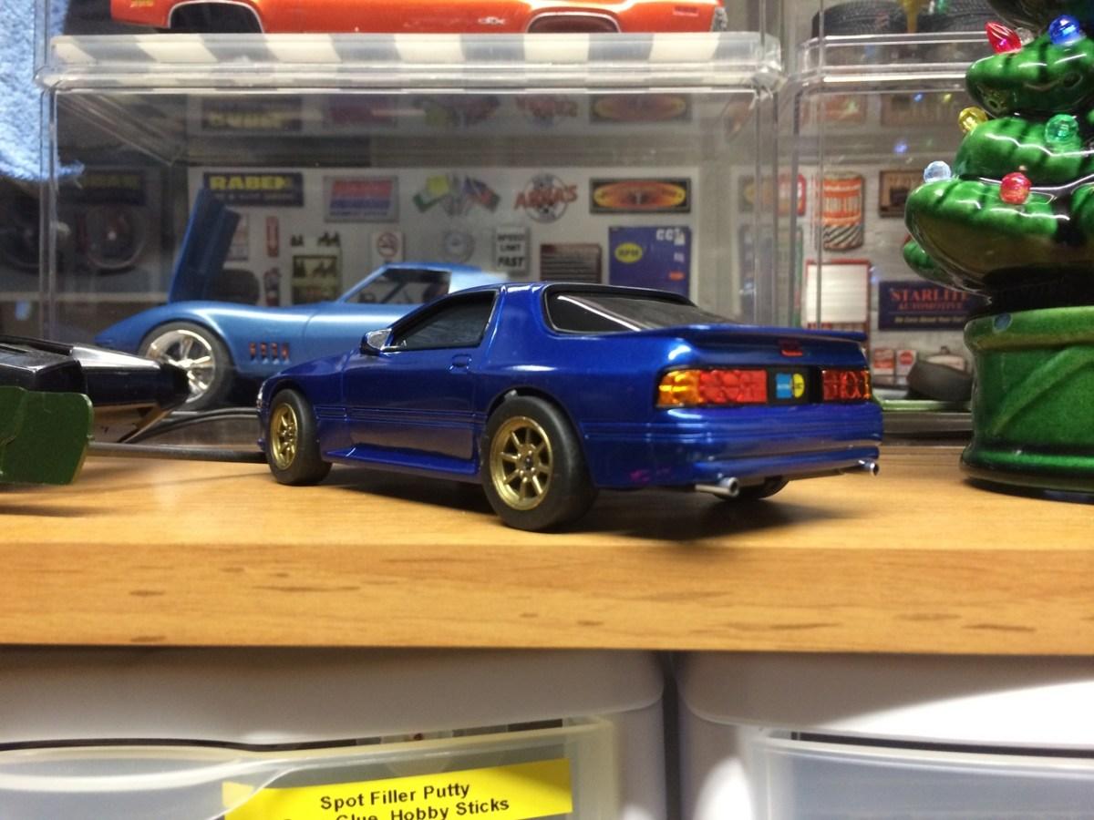 1/32 Scale Mazda FC3S RX7 - Fujimi