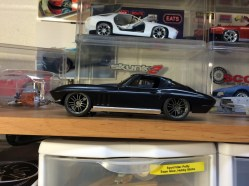 A quick look at the Vette with the Aoshima wheels. I like where this is going.