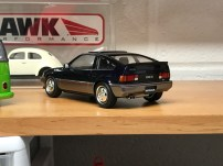 The CRX turned out very well.