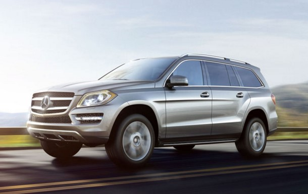 2016 Mercedes-Benz GL450 - ImportRates