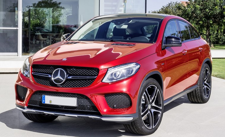2016 GLE450 Coupe Import Export Ready 1