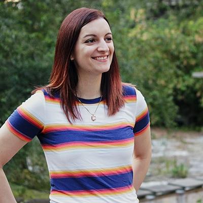 April Etmanski - Actor, colourist, foley artist, production assistant for Impossible Horror