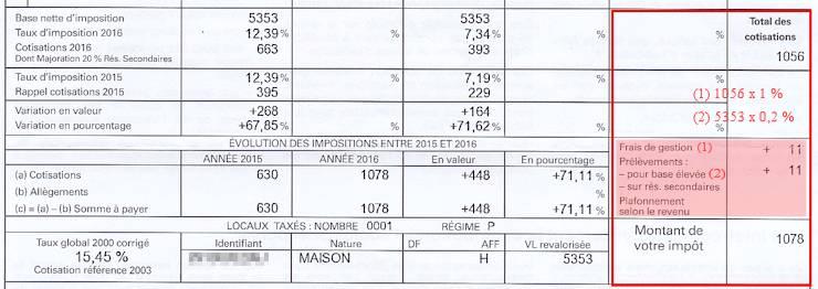Taxe Sur Les Maisons Payes Taxe Sur Les Maisons Payes