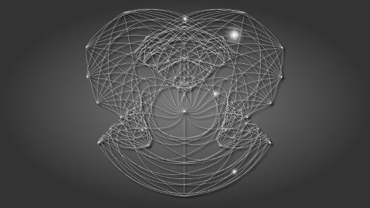 Fond d'écran géométrique 02