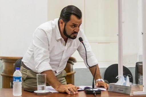 Vereador Daniel Soares