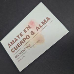 Una tarjeta que expresa amistad