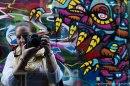 self-portrait-Melbourne-graffiti