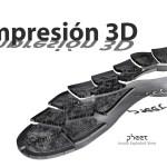 Plantillas ortopédicas personalizadas gracias a la impresión 3D