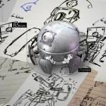 Xpider: el robot programable impreso en 3D más pequeño del mundo