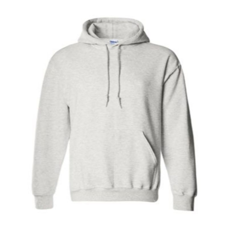 Hooded Sweatshirt, Ash