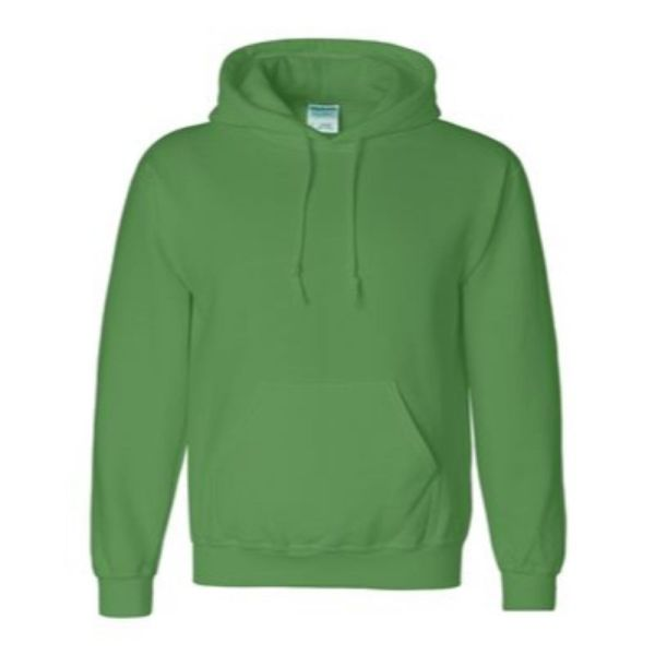 Hooded Sweatshirt, Irish Green