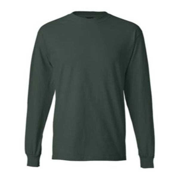 Long Sleeve Tee, Forest