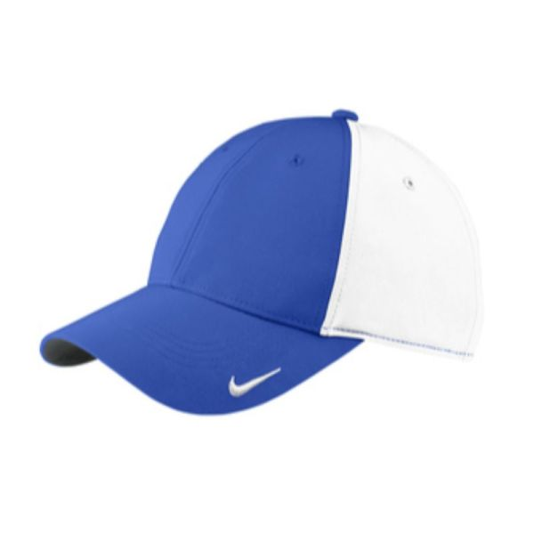 Nike Cap Royal-White