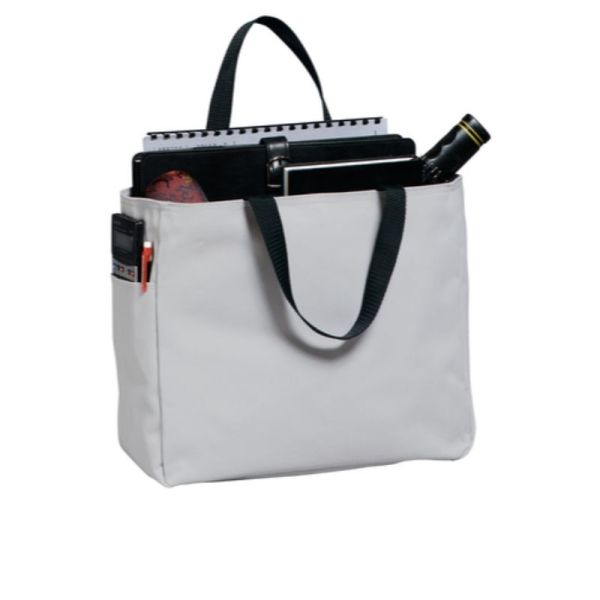 Tote bag, grey