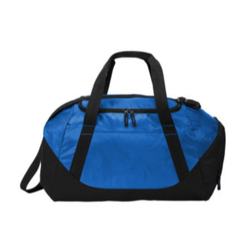 Duffel bag, Royal blue