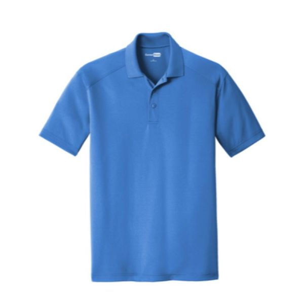 Snag-Proof Moisture-wicking Polo, Blue Lake
