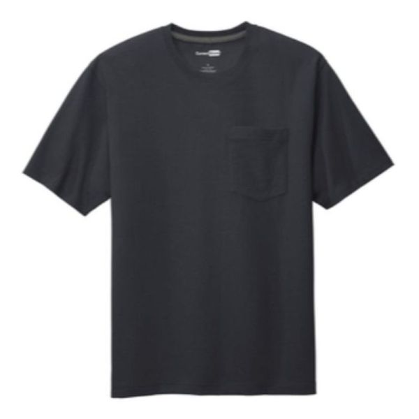 Workwear Pocket Tee, Navy