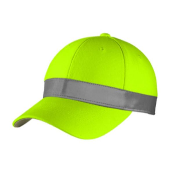 Hat Safety Yellow