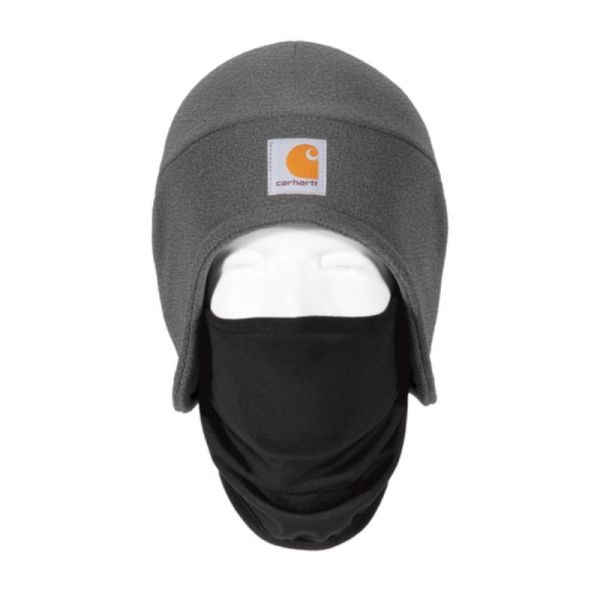 Carhartt 2 in 1 hat Charcoal