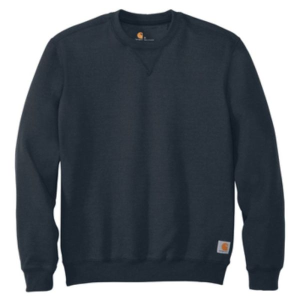 Carhartt crew neck sweatshirt, Navy Blue