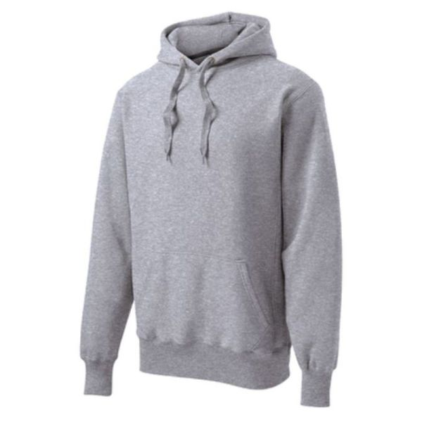 Sport-Tek® Super Heavyweight Pullover Hooded Sweatshirt, Athletic Heather