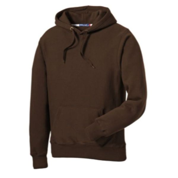 Sport-Tek® Super Heavyweight Pullover Hooded Sweatshirt, Brown