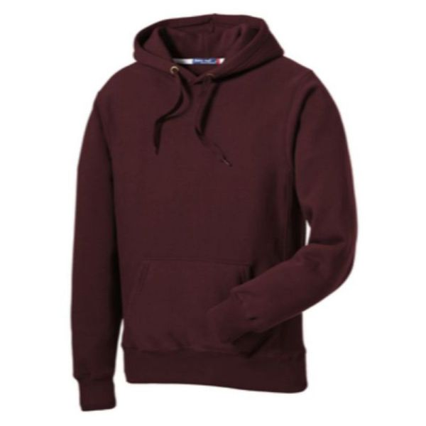 Sport-Tek® Super Heavyweight Pullover Hooded Sweatshirt, Maroon