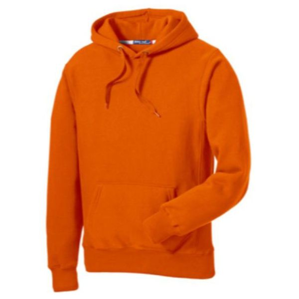 Sport-Tek® Super Heavyweight Pullover Hooded Sweatshirt, Orange