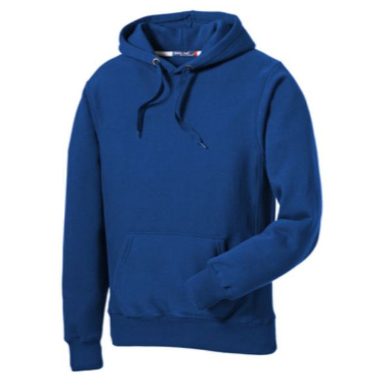 Sport-Tek® Super Heavyweight Pullover Hooded Sweatshirt, Royal