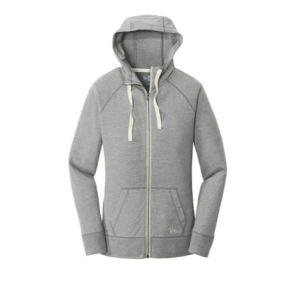 LNEA122 Ladies Hoodie Grey Heather