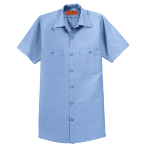 Work Shirt Light Blue