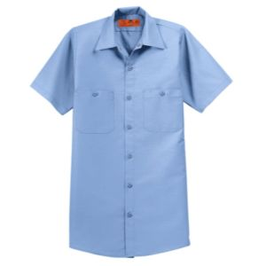 Work Shirt Light Blue