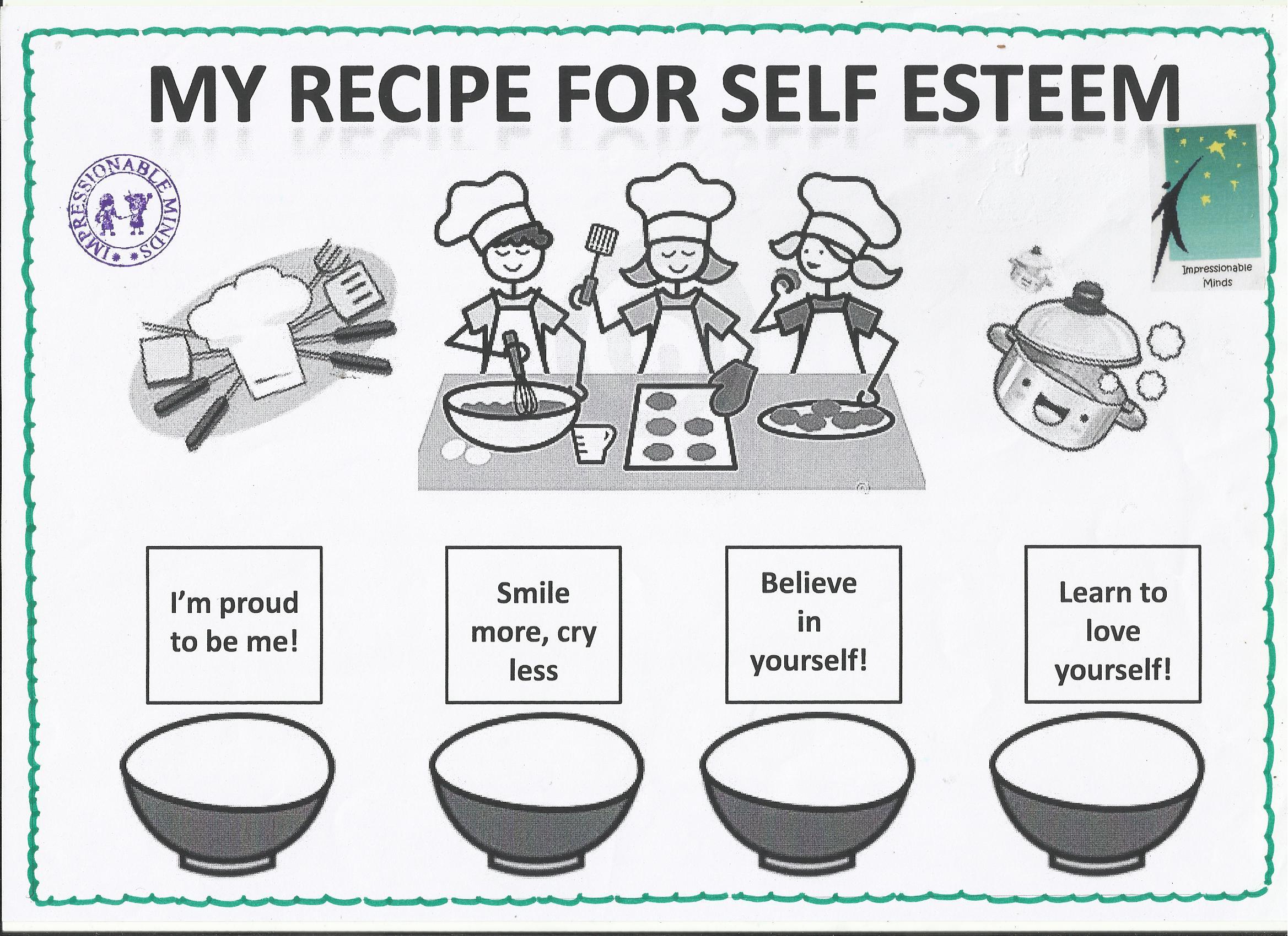 Self Esteem Love Yourself