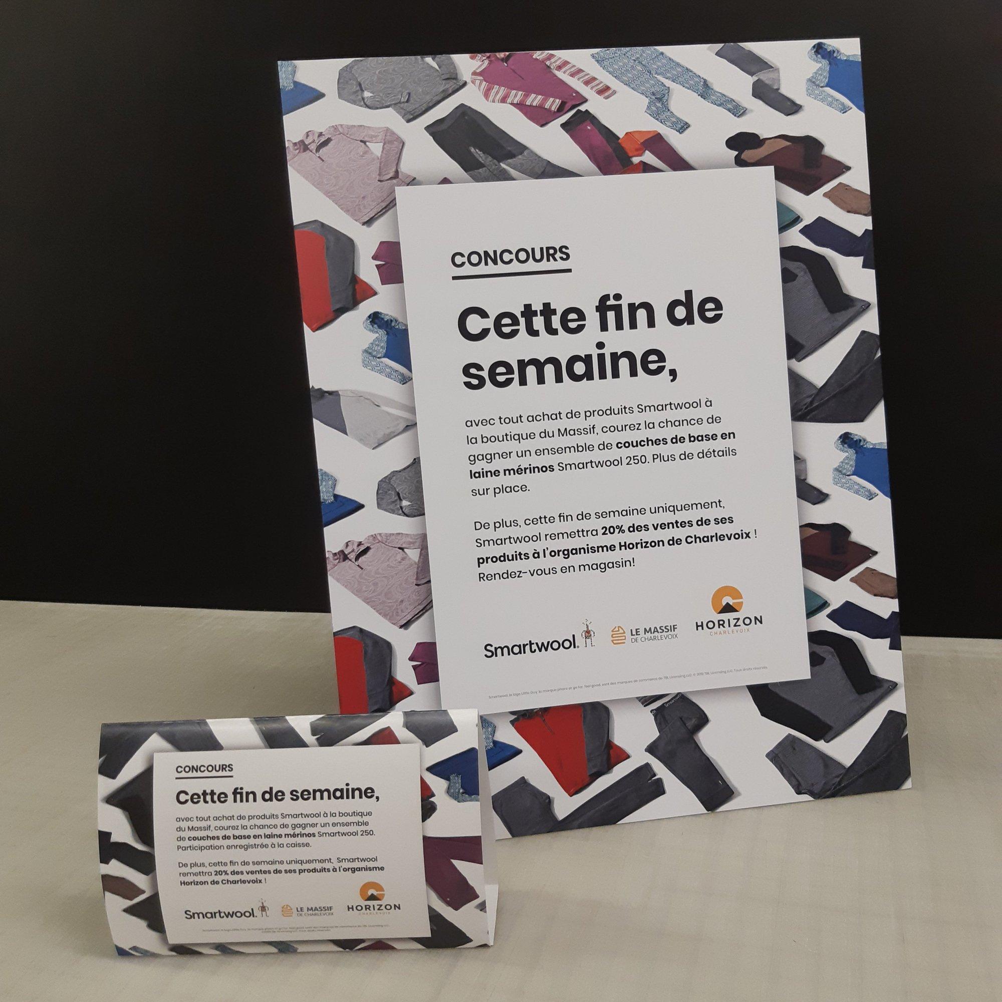 Impression affiche Foamcore - grand format - Montréal - Laval