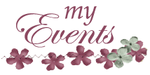Upcoming Events with Dayanna Donng