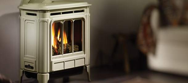 Hampton® H27 Medium Gas Stove