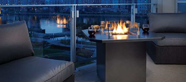 Regency Plateau® PTO28CIT Outdoor Gas Firetable