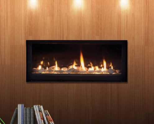 Echelon Direct Vent Gas Fireplace by Majestic ProductsEchelon Direct Vent Gas Fireplace by Majestic Products