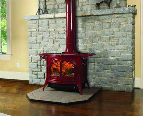 Defiant® FlexBurn™ Wood Burning Stove