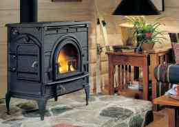 DutchWest Catalytic Wood Burning Stove