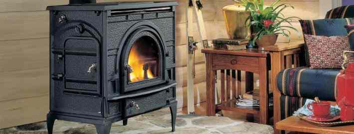 DutchWest Catalytic Wood Burning Stove
