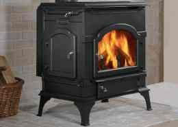 DutchWest Non-Catalytic Wood Burning Stove